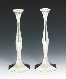 Candlesticks Goldwasser