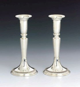 Candlesticks Filigree